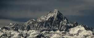 Monviso - il re di pietra, 3.841 m - Foto: © Wolfram Mikuteit