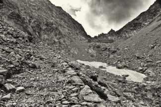 Aufstieg zum Colle di Finestra, 2.474 m - Foto: © Wolfram Mikuteit