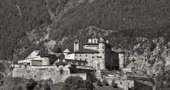 Chateau Queyras - Foto: © Wolfram Mikuteit