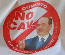 NO TAV NO Cav. - Foto: © Wolfram Mikuteit