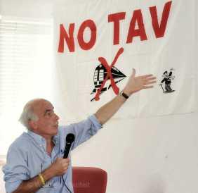 NO TAV - Foto: © Wolfram Mikuteit