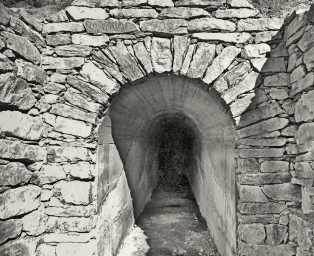 Buco di Viso - der neue Eingang auf franz. Seite