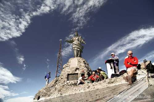 Rocciamelone, 3.538 m - Foto: © Wolfram Mikuteit
