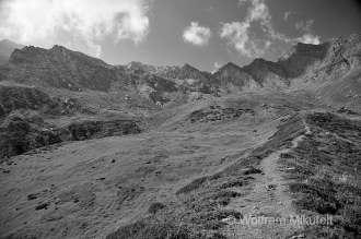 Aufstieg zum Col Clapis, 2.851 m - Foto: © Wolfram Mikuteit