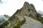 südlich vom Col della Boaria - Foto: © Wolfram Mikuteit