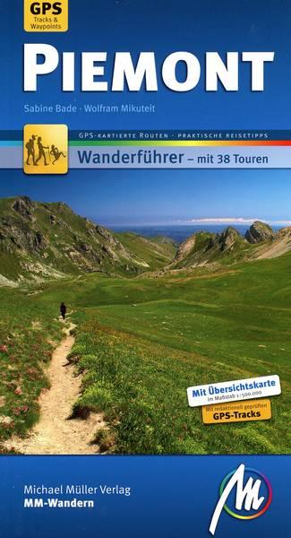 Piemont Wanderführer