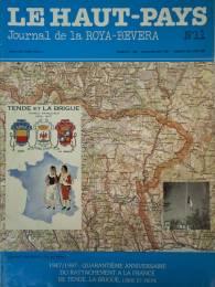 Le Haut-Pays N° 11, August 1987, zum 40. Jahrestag des Rattachements
