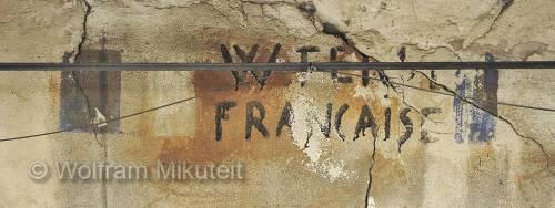 es lebe das französische Tende - Foto: © Wolfram Mikuteit