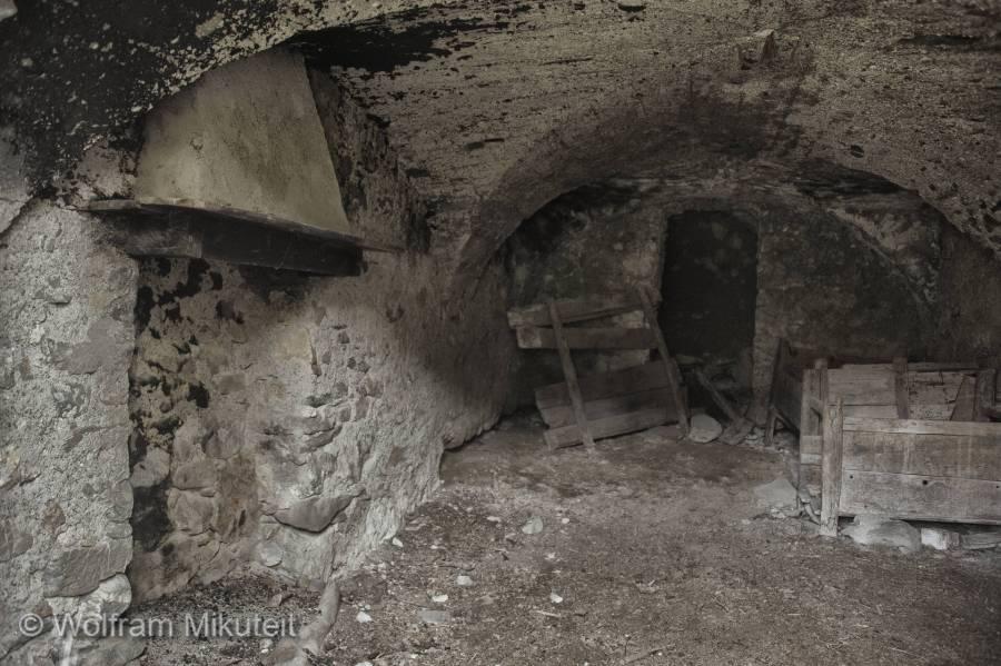 Wohnküche in Moriglione di Fondo - Foto: © Wolfram